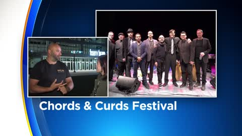 Chords & Curds Festival comes to Fiserv Forum this weekend